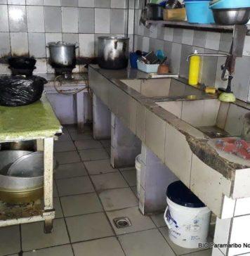 BOG Suriname sluit onhygiënische bar-restaurant in ressort centrum