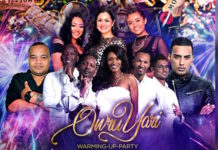 Owru Yari Warming-up Party zaterdag 29 december met 2-Remember