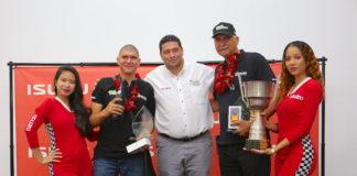 Isuzu Savanne Rally Suriname was ook dit jaar groot succes