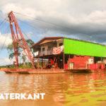 Dorpen in Suriname willen geen skalians zonder financiële bijdrage