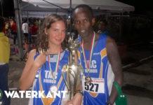 Fransman wint 15de Srefidensi Marathon in Suriname