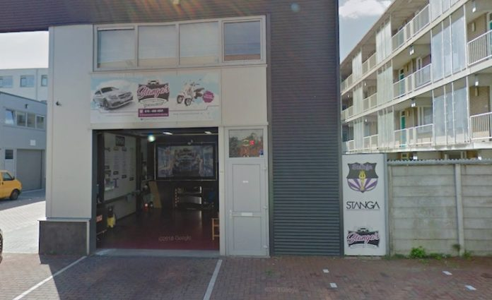 Politie ontdekt cocaïnewasserij na brand in autowasserij Den Haag