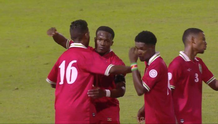 Suriname wint met 2-1 van Saint Vincent in voorronde Concacaf-kampioenschap