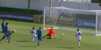 U20-voetbalselectie Suriname wint met 13-2 van US Virgin Islands
