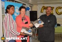 UNICEF schenkt tablets aan Suriname na afronding onderzoek