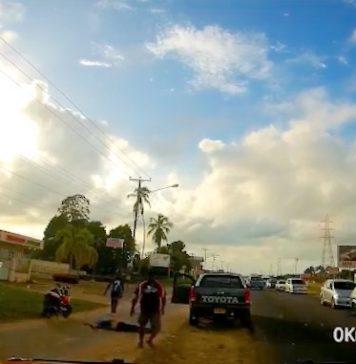 Politie houdt gezochte scooterrijder aan na ernstige mishandeling bij verkeersruzie