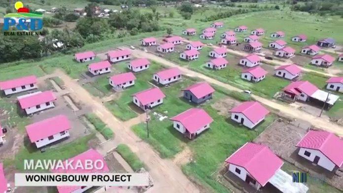 Bouterse: 'Ruim 13.000 huizen in aanbouw in Suriname'