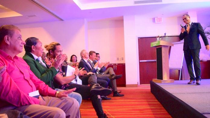 Congres 'Zakendoen met Aruba, Curaçao, Nederland en Suriname'