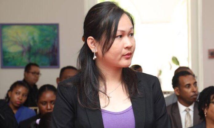Eerste vrouwelijke ambassadeur voor Suriname in de Volksrepubliek China