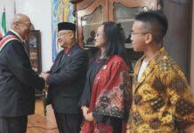 Nieuwe Surinaamse ambassadeur in Indonesië deed opleiding Suriname Diplomaten Instituut