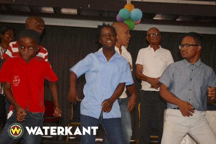 Ook in Suriname werd stilgestaan bij de Dag van Mensen met een Beperking