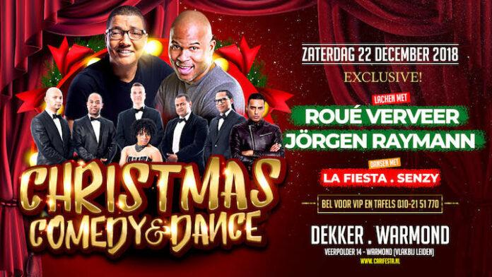 Christmas Comedy en Dance in het teken van Suriname