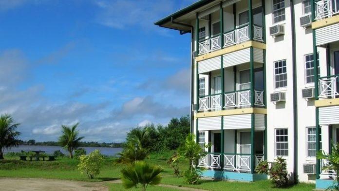Eco Resort in Suriname heeft nieuwe naam en logo