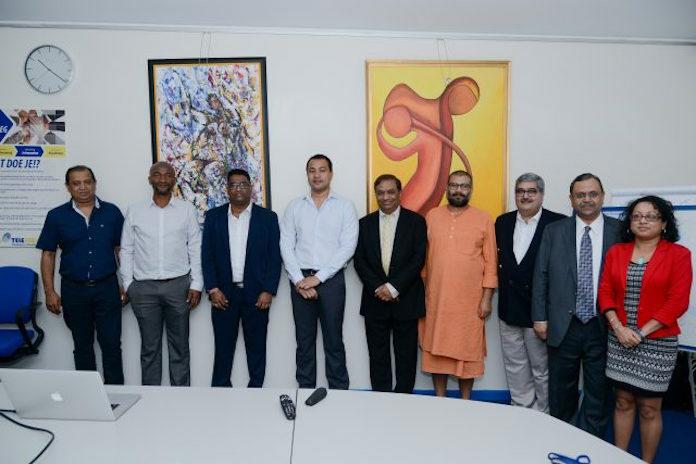 'Handelsdelegatie India onder de indruk van potentie Suriname'