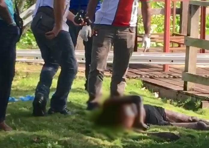 Politie Suriname: 'lijk in kreek van vrouw die slachtoffer is van misdrijf'