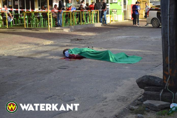 Twee mannen aangehouden na dodelijke steekpartij in Suriname