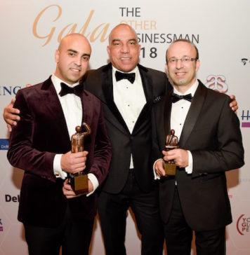 Awards voor 'The Other Businessman' en 'The Other Manager' 2018 uitgereikt