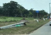 Alle betonnen masten van NV Energie Bedrijven Suriname weggehaald na ongeval