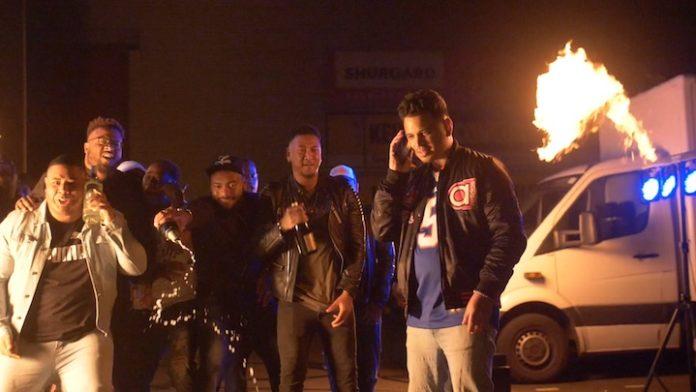 UrbanKawina formatie PASSION brengt weer videoclip voor eigen nummer uit