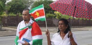 Protest tegen invoering rij- en voertuigenbelasting in Suriname afgeblazen
