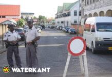 Politie Suriname gaat 'roadblocks' inzetten vanwege extra veiligheid tijdens feestdagen