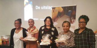 Sranantongo dictee voor de achtste keer gehouden in Amsterdam