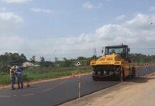 Werkzaamheden aan 'nieuwe Highway' in Suriname vorderen