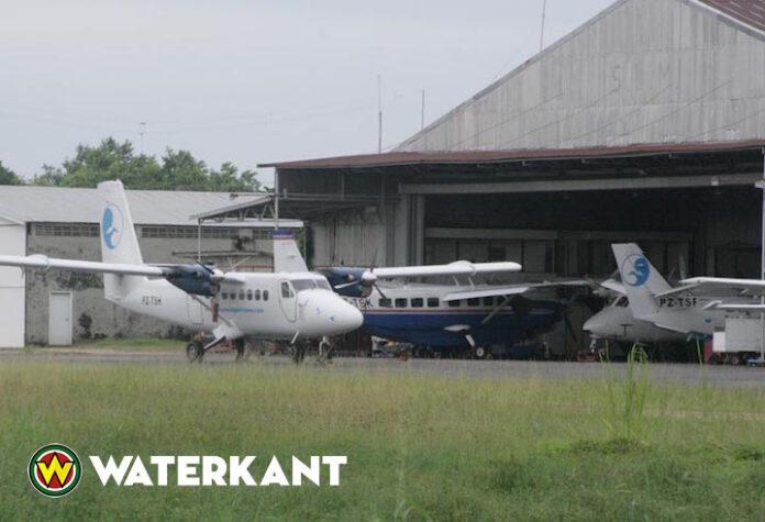 Blue Wing Airlines uit Suriname nog steeds op lijst minst veilige luchtvaartmaatschappijen