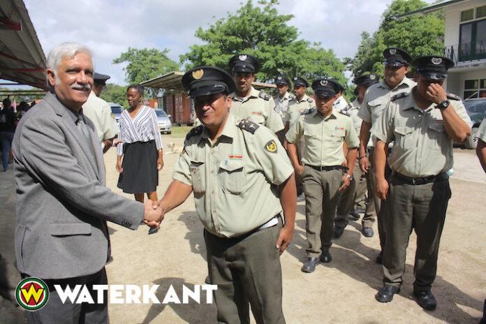 'President Bouterse heeft de reputatie van de Procureur Generaal proberen te vernietigen'