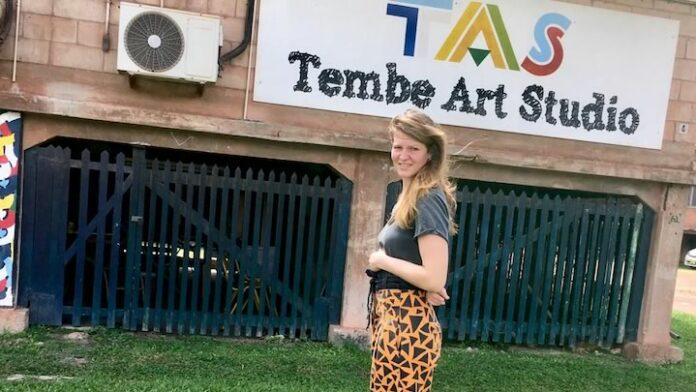 Suzanne Bernhardt 26e kunstenaar bij Moengo Art Residentie
