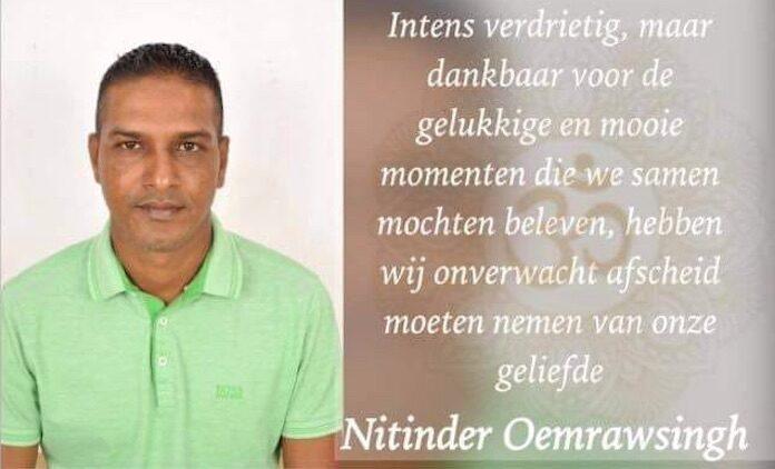 Vandaag crematie van vermoorde rijsthandelaar Oemrawsingh in Suriname