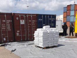 Suriname in de ban van grote drugsvangst op haven