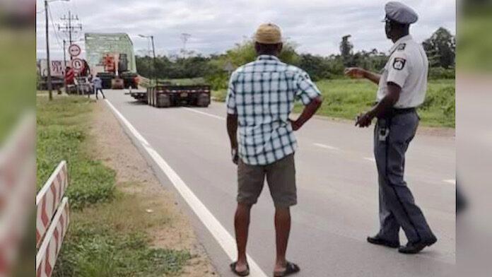 Ondernemer graafmachine Saramacca krijgt geen boete van autoriteiten Suriname