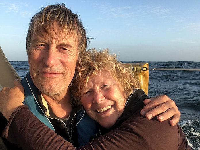 Hagens geniet in Suriname na overtocht met zeilboot over Atlantische oceaan