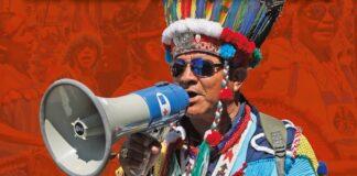 Onlangs verschenen boek: 'Indianen van Suriname'
