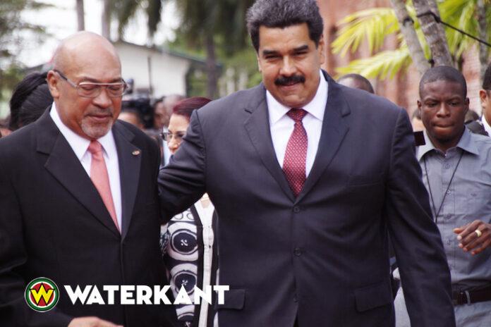 'Oppositie solidair met bevolking van Venezuela; Suriname moet afstand nemen van Maduro'