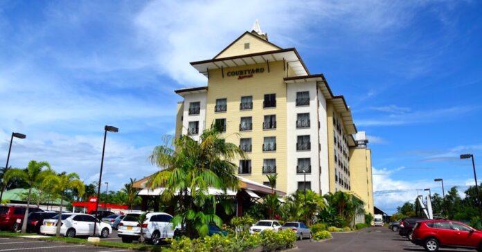 Drie militairen vast in berovingszaak hotel Marriott Suriname