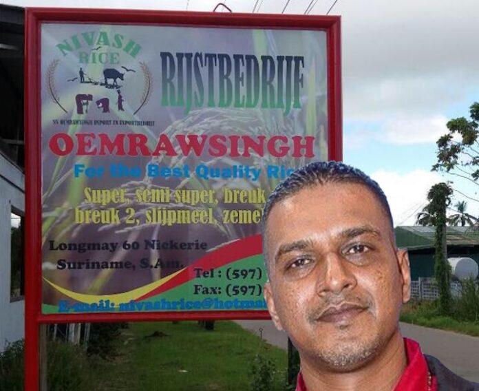 Crimesite: 'Uit Suriname doorgelaten cocaïne in België kwam van bedrijf Oemrawsingh'