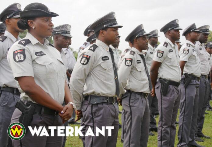 Discussie politie over dragen wapen buiten diensttijd tijdens evenementen