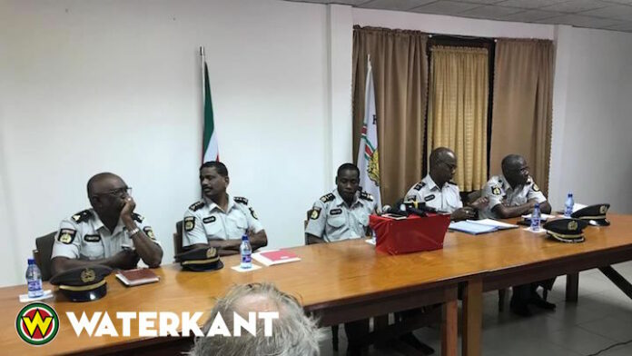 Politie Suriname: 'geen drugs aangetroffen in overige containers'