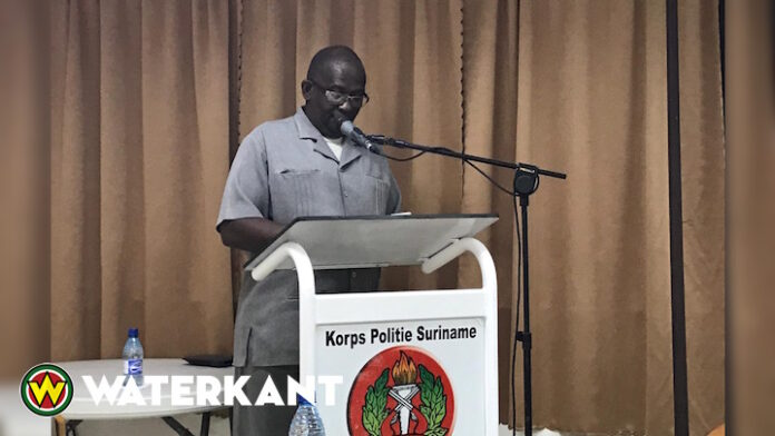 Persconferentie politie Suriname over drugs in rijstcontainers moet duidelijkheid brengen
