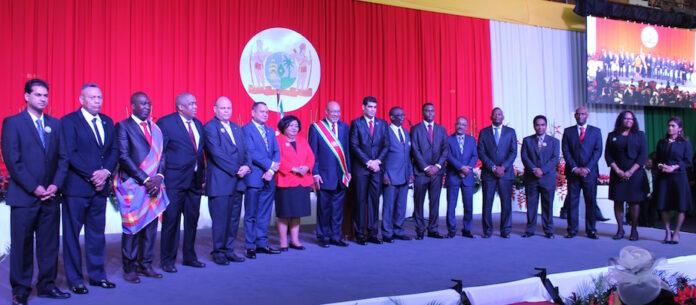 Lezing over een nieuwe Overheid in Suriname