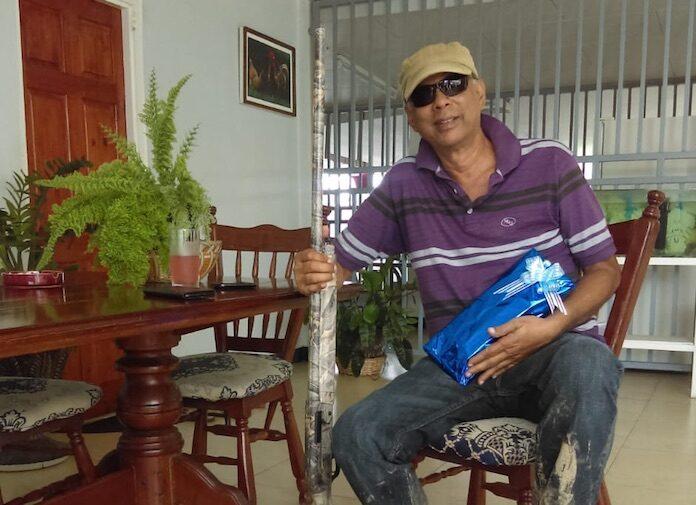 'Rashied Doekhie is Nickeriaan van het jaar 2018'
