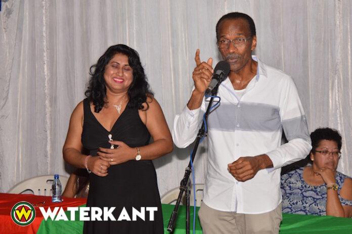 Wilgo Valies draagt voorzitterschap BvL en ALS officieel over aan Reshma Mangre
