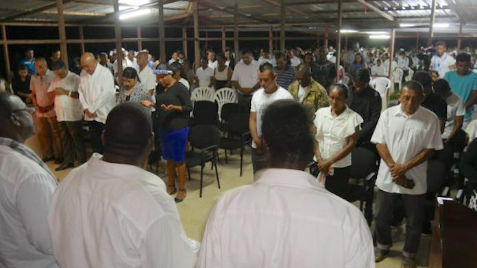 Begrafenis slachtoffers bootongeluk Suriname vandaag in Groningen