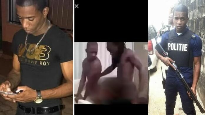 Politieagent in Suriname doet aangifte om verspreiding nep filmpje