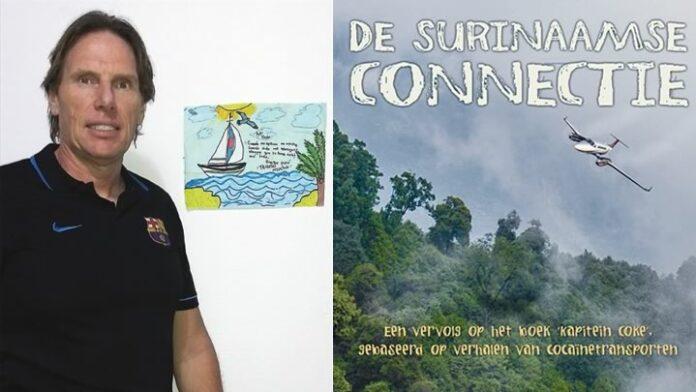 Nederlandse smokkelaar schrijft boek over drugshandel met Suriname