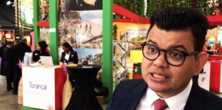 VIDEO: Torarica uit Suriname op de Vakantiebeurs in Utrecht