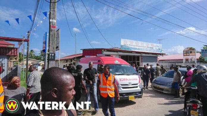 Politie Suriname schiet twee verdachten van woninginbraak neer