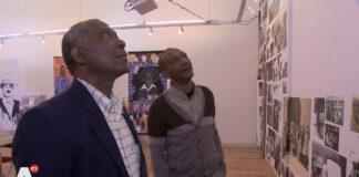 VIDEO: expositie in verband met honderdjarig bestaan Vereniging Ons Suriname